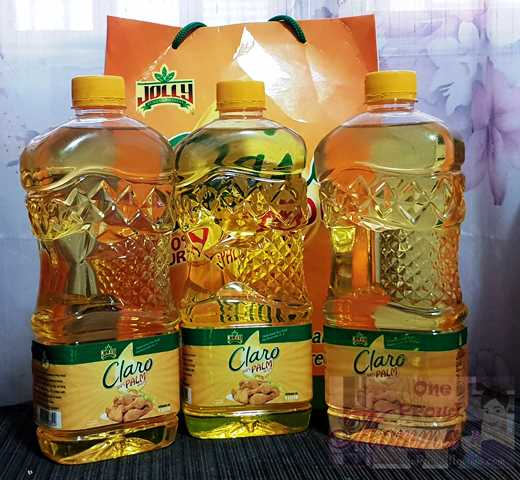 Oil You Need is Love - Jolly Claro Palm Oil Review