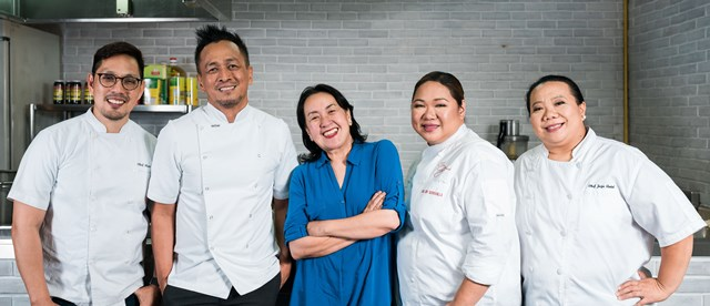 Solane Kitchen Hero Chefs' Edition: Highlighted Unique Pinoy Specialties
