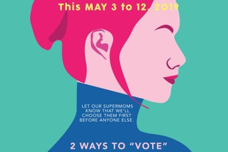 Vote For Mom at SM Supermalls