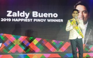 Zaldy Bueno Cebuana Lhuillier Happiest Pinoy 2019