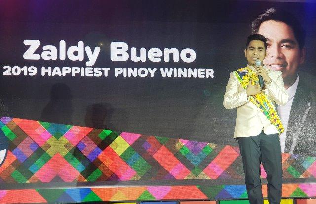 Zaldy Bueno Cebuana Lhuillier Happiest Pinoy 2019