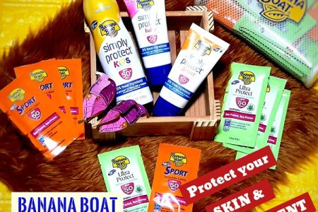 Banana Boat Simply Protect