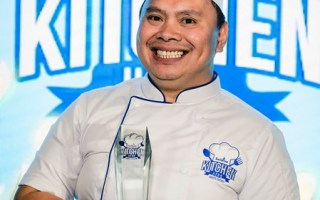 Solane Kitchen Hero Chefs' Edition grand winner Chef Roseller Fiel II from region IX