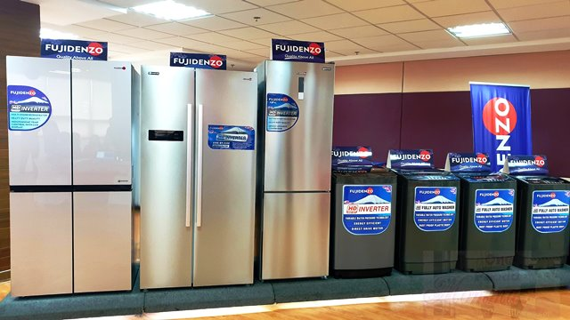 Fujidenzo Premium Home Appliances