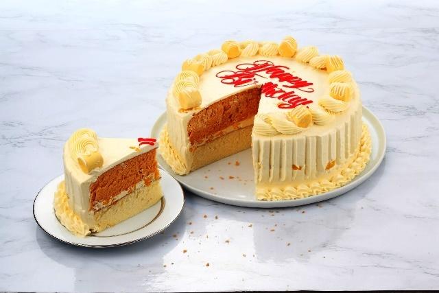 Goldilocks Mango Chantilly Cake