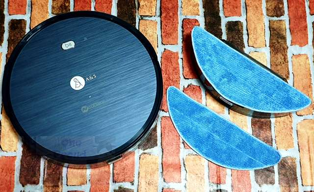A&S Neatsvor X500 Robotic Vacuum Cleaner