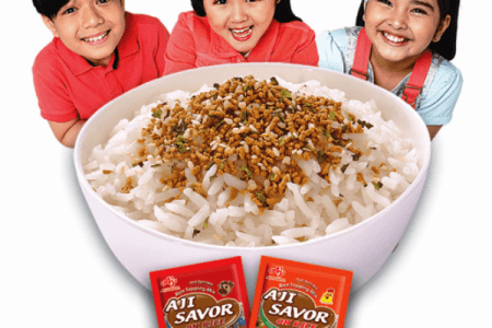 AJI SAVOR™ on Rice
