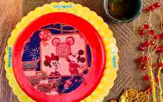 Goldilocks Chinese New Year Theme Cake