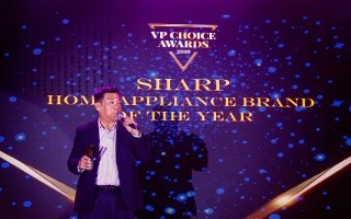 Sharp Philippines Senior Manager for New Business Development Peter Villanueva