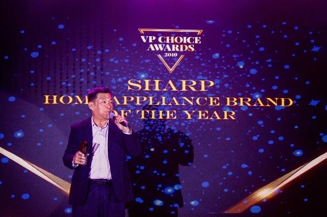 Sharp Philippines Senior Manager for New Business Development Peter Villanueva
