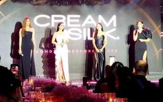 Cream Silk #ConditionedForGreater