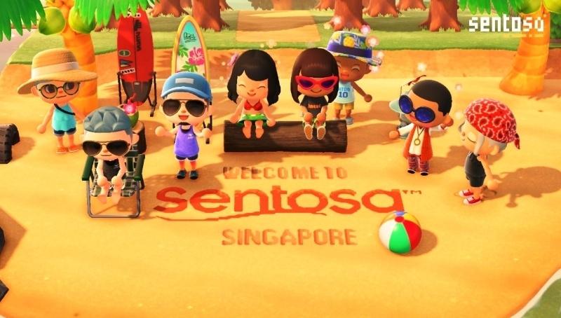 Singapore Tourism Board Sentosa Crossing