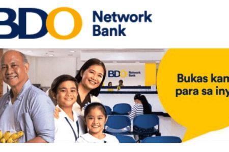 BDO Network Bank