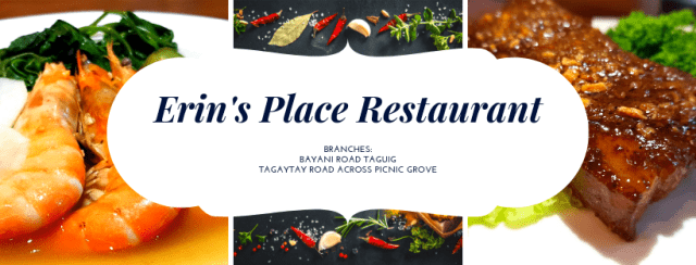 Erin's Place Restaurant