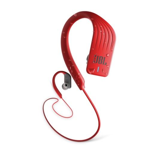 JBL Endurance Sprint In Ear Wireless Sport Headphones Shopee RED