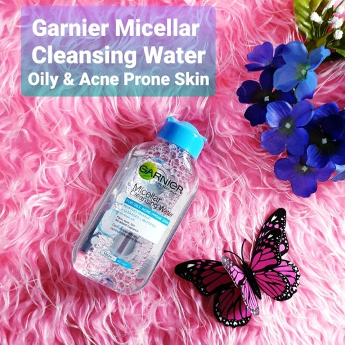 Garnier Micellar Cleansing Water For Oily & Acne Prone Skin