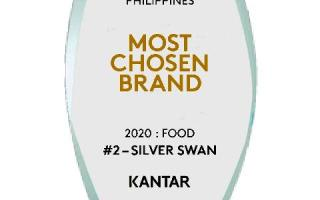 Kantar Brand Footprint E-plaques_Silver Swan