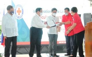 PRC Molecular Laboratory Inauguration