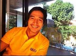 Piolo Pascual BDO Kabayan