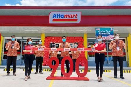 Alfamart 900 stores