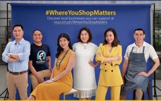 Shopee and Visa Where You Shop Matters