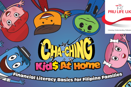 Cha-Ching Kid$ At Home Financial Literacy Basics