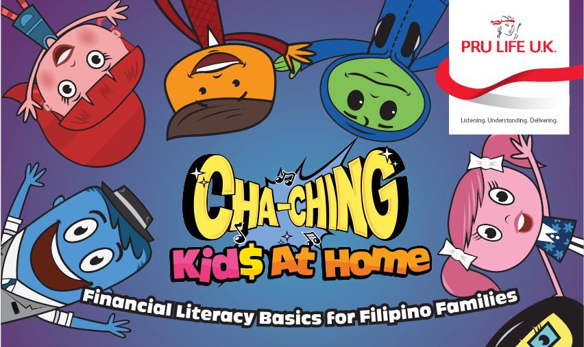 Cha-Ching Kid$ At Home Financial Literacy Basics