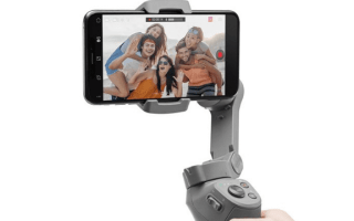 DJI Osmo Mobile 3 Combo Portable Fold-able Single Handheld Gimbal Stabilizer for Smartphones
