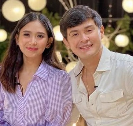 Landers Sarah and Matteo share love and hope