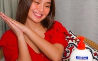 Lifebuoy is keeping Kathryn Bernardo safe and protected during the new normal