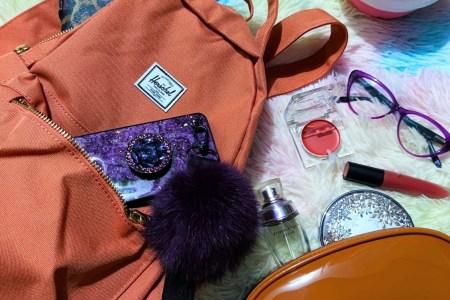 Herschel Supply Co. Nova Small Cotton Casuals Backpack Womens