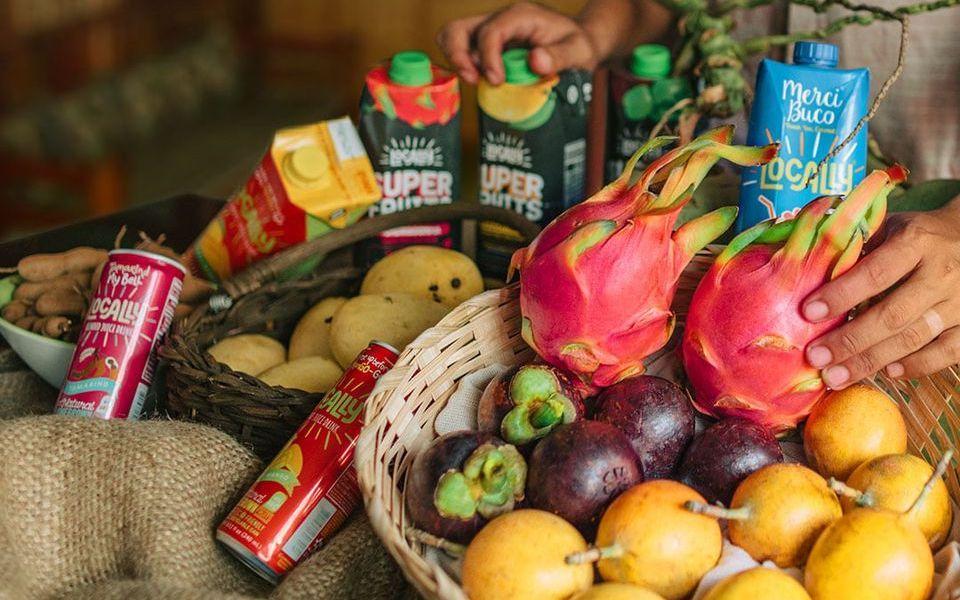 Prutas Pilipinas Locally Blended Juice Drinks