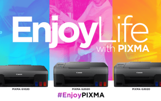 Enjoy Life with Canon PIXMA