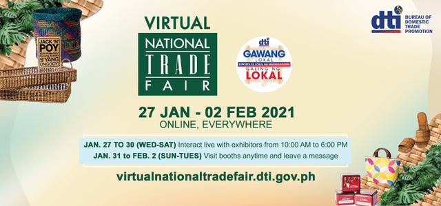 Virtual National Trade Fair