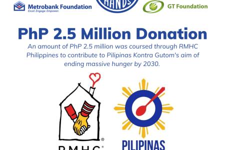 Metrobank Foundation PILIPINAS KONTRA GUTOM MOVEMENT