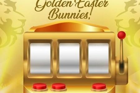 Golden Easter Bunnies Royce Clark PH