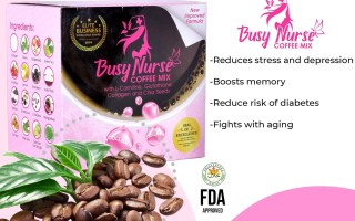 Busy Nurse Coffee Mix