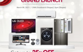 LG Philippines Store Now on Shopee