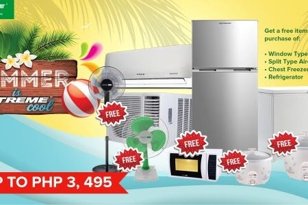 XTREME Appliances Xtreme Summer Promo 2021