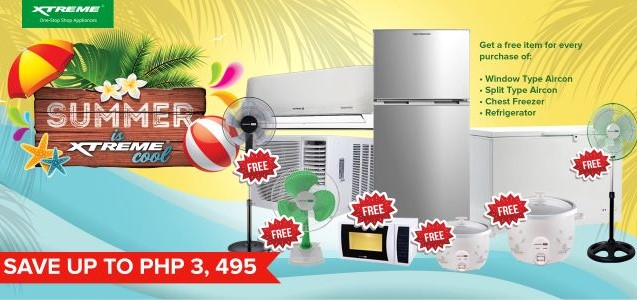 XTREME Appliances Xtreme Summer Promo 2021