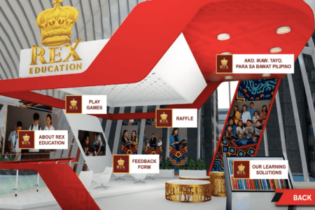 Rex Education Strengthens Edukampyon Virtual Experience Booth