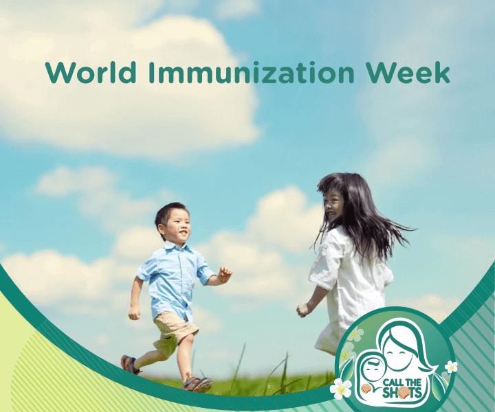 World Immunization Week 2021