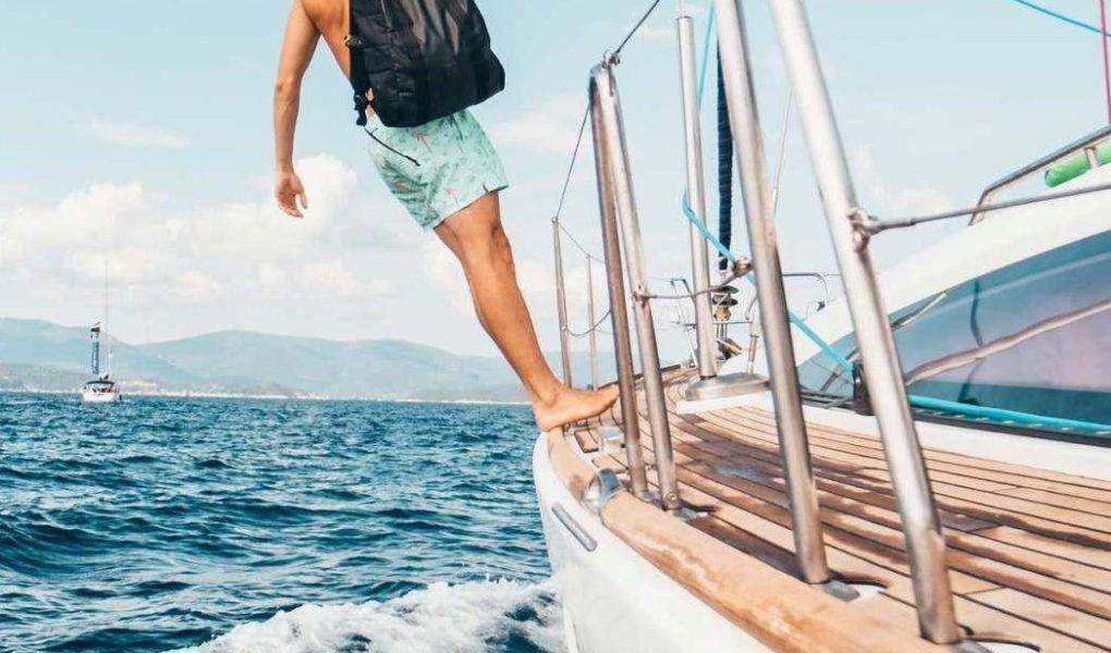 Yacht Club Look