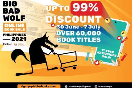 Big Bad Wolf Philippines Online Book Sale
