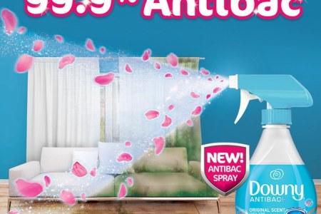 Downy Antibac+ Fabric Spray