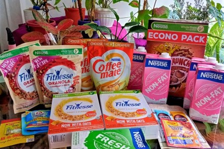 Nestle Products Up to 50%OFF on on Shopee Mega Flash Sale