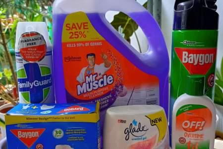 SC Johnson Shopee Mega Flash Sale
