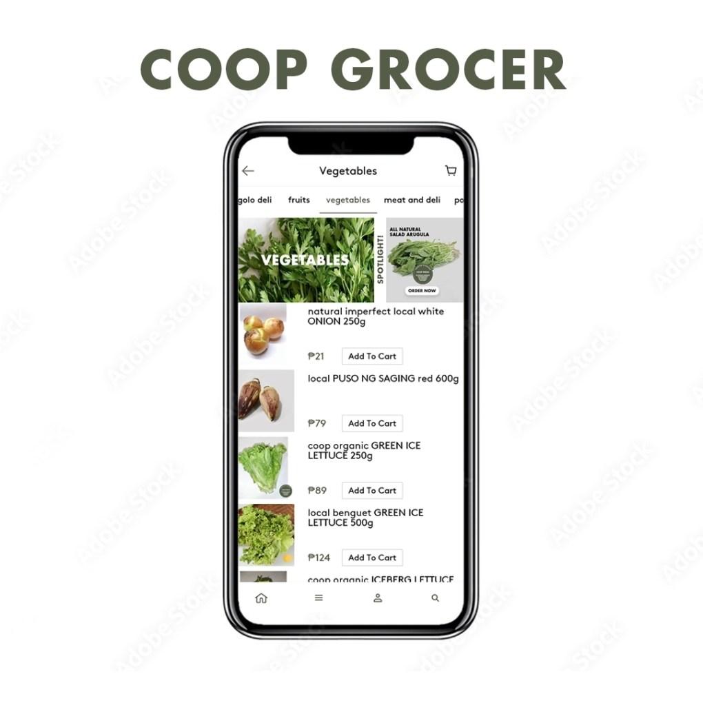 COOP Grocer