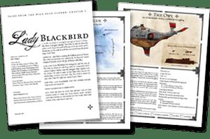 Lady Blackbird