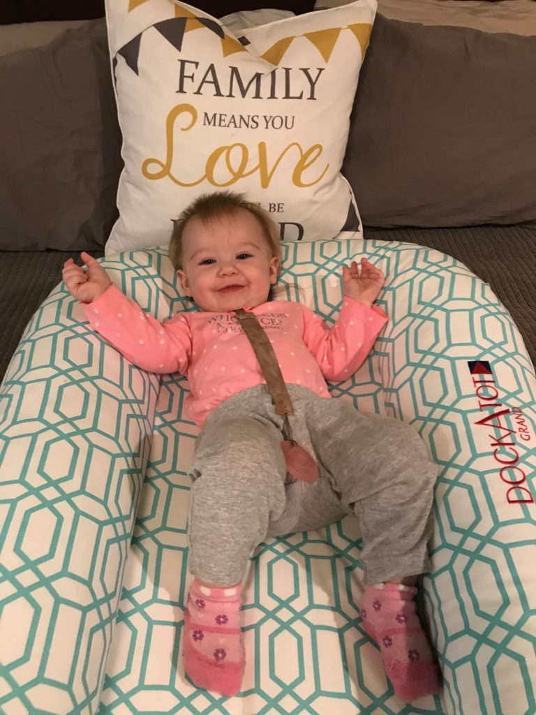 (Sponsored Post) Now is the time to learn more about the DockATot! This is the awesome breathable co-sleeper. It is #handmade with love and the best #cosleeping device we have found. We can't wait to give your our full review on the #dockatot grand! Grab yours once you learn more from this #review post. #happysleeping #sleepsafely #backisbest
